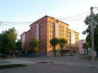 Казань, улица Зинина, дом 18. многоквартирный дом