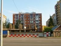 Казань, улица Зинина, дом 24. многоквартирный дом
