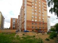 Казань, улица Зинина, дом 34. многоквартирный дом
