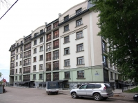 neighbour house: st. Ulyanov-Lenin, house 19. Apartment house