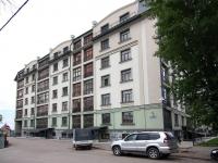 Kazan, st Ulyanov-Lenin, house 19. Apartment house