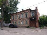 Kazan, st Ulyanov-Lenin, house 20. Apartment house