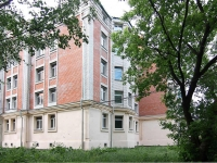 neighbour house: st. Ulyanov-Lenin, house 45. Apartment house