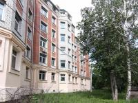 Kazan, Ulyanov-Lenin st, house 45. Apartment house