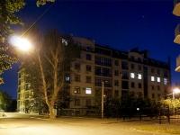 Kazan, Ulyanov-Lenin st, house 19. Apartment house