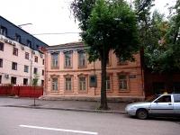 Kazan, st Ulyanov-Lenin, house 24. Apartment house