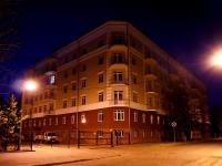 Kazan, st Ulyanov-Lenin, house 23. Apartment house