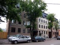 Kazan, st Ulyanov-Lenin, house 26. Apartment house