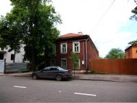 Kazan, st Ulyanov-Lenin, house 31. Private house