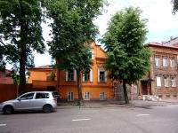 Kazan, st Ulyanov-Lenin, house 33. Private house