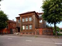Kazan, st Ulyanov-Lenin, house 35. Private house