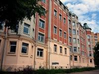 Kazan, Ulyanov-Lenin st, house 47. Apartment house
