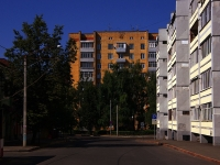 neighbour house: st. Ulyanov-Lenin, house 49. Apartment house