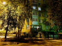 Kazan, Ulyanov-Lenin st, house 49. Apartment house