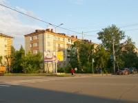 Казань, улица Товарищеская, дом 19. многоквартирный дом