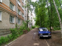 Kazan, Tovarishcheskaya st, house 21. Apartment house