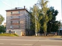 Казань, улица Товарищеская, дом 28. многоквартирный дом