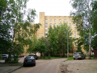 neighbour house: st. Tovarishcheskaya, house 32А. hostel