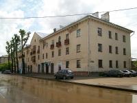 Казань, улица Товарищеская, дом 42. многоквартирный дом