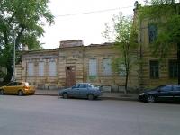 Казань, улица Муштари, дом 24. неиспользуемое здание