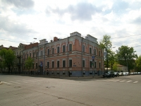 Kazan, music school №1 им. П.И. Чайковского, Mushtari st, house 26