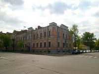 Казань, музыкальная школа №1 им. П.И. Чайковского, улица Муштари, дом 26