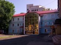 Казань, улица Муштари, дом 12Б. офисное здание