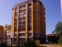 Kazan, Mushtari st, house 15А. Apartment house