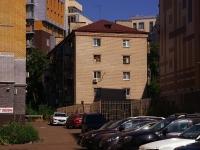 neighbour house: st. Mushtari, house 19А. Apartment house