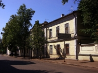 Kazan, Mushtari st, house 27/1. Apartment house