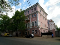 Kazan, Mushtari st, house 30. Apartment house