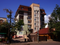 neighbour house: st. Mushtari, house 33Б. Apartment house
