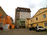 Kazan, Mushtari st, house 33Б. Apartment house
