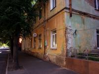 Казань, улица Муштари, дом 6А. многоквартирный дом