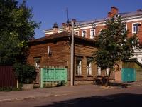 Казань, улица Муштари, дом 7. индивидуальный дом