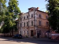 neighbour house: st. Mushtari, house 8. Apartment house