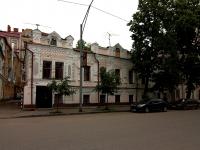 Казань, улица Муштари, дом 10. офисное здание