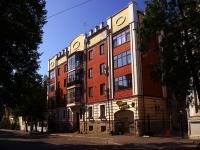 Казань, улица Муштари, дом 11А. многоквартирный дом