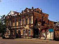Казань, улица Муштари, дом 13Г. многоквартирный дом