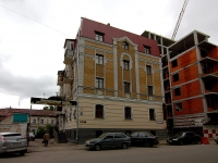 Kazan, Mushtari st, house 13А. Apartment house