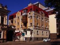 Казань, улица Муштари, дом 13А. многоквартирный дом