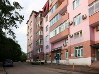 Kazan, Dostoevsky st, house 8. Apartment house