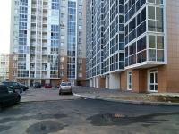 Kazan, Dostoevsky st, house 48. Apartment house