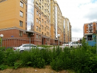 Kazan, Dostoevsky st, house 52. Apartment house