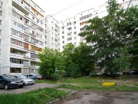 Kazan, Dostoevsky st, house 53. Apartment house