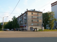 Kazan, Dostoevsky st, house 70. Apartment house