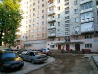 Kazan, Dostoevsky st, house 73. Apartment house