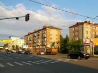 Казань, улица Достоевского, дом 74А. многоквартирный дом
