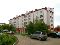Kazan, Dostoevsky st, house 78. Apartment house