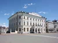 Kazan, st Kremlevskaya, house 1. city council
